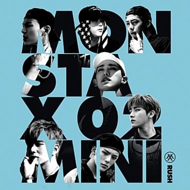 몬스타엑스 (MONSTA X) - 미니2집 : Rush [Secret Ver.]