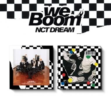 [키노앨범] 엔시티 드림 (NCT DREAM) - 미니3집 : WE BOOM