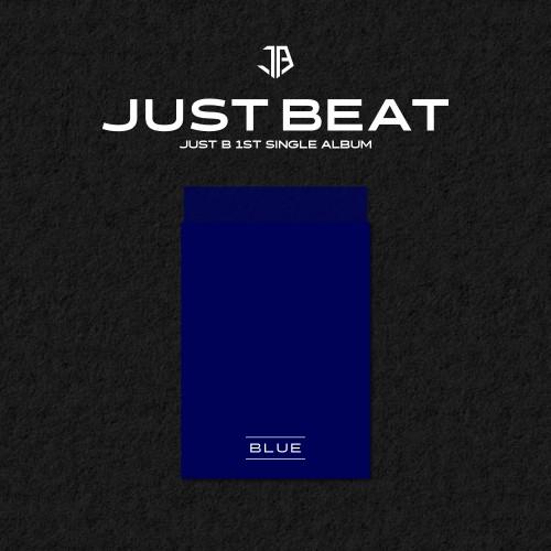 JUST B (저스트비) - JUST BEAT [BLUE Ver.]