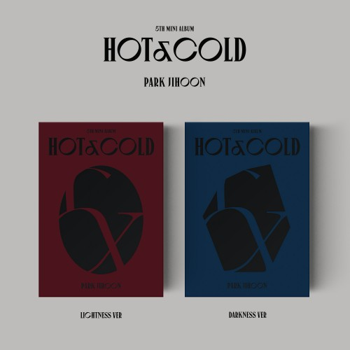 [SET] 박지훈 (PARK JIHOON) - 미니5집 : HOT&COLD