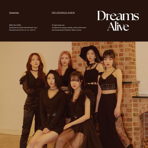 드림노트 (DreamNote) - 싱글4집 : Dreams Alive