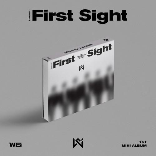 위아이 (WEi) - 미니1집 : IDENTITY : First Sight [i Ver.]