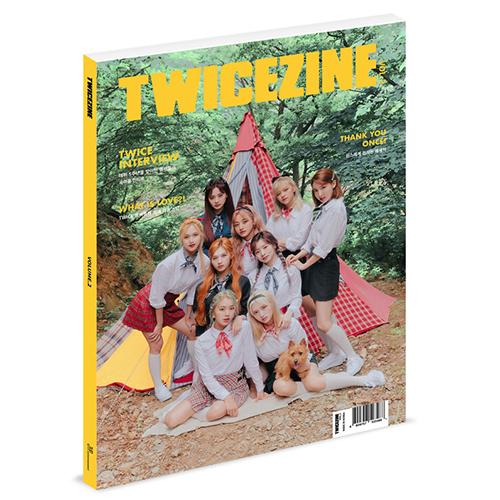 [포토북] 트와이스 (TWICE) - TWICEZINE VOL.2 (트와이스진)