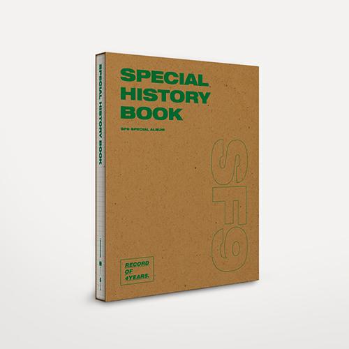 에스에프나인 (SF9) - SF9 Special Album : SPECIAL HISTORY BOOK