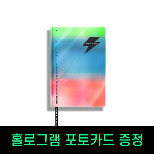 (홀로그램 포토카드 증정) TREASURE(트레저) - 싱글3집 : THE FIRST STEP : CHAPTER THREE [Black Ver.]