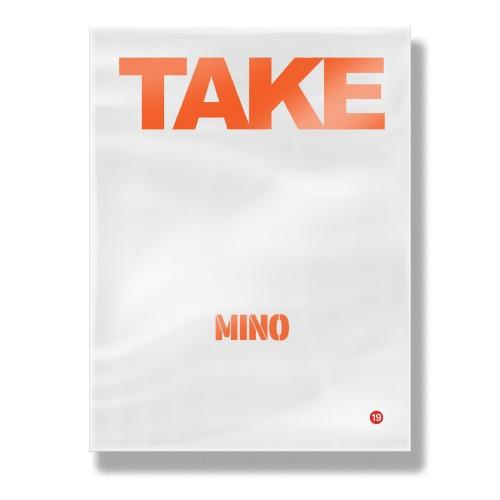 송민호 (MINO) - 미니2집 : TAKE [TAKE #2 Ver.]