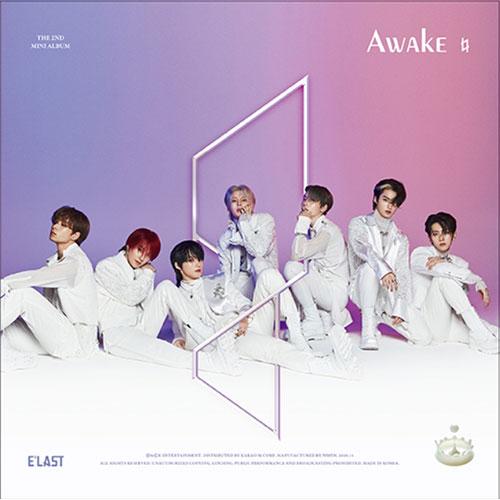 엘라스트 (E'LAST) - 미니2집 : Awake [White ver.]