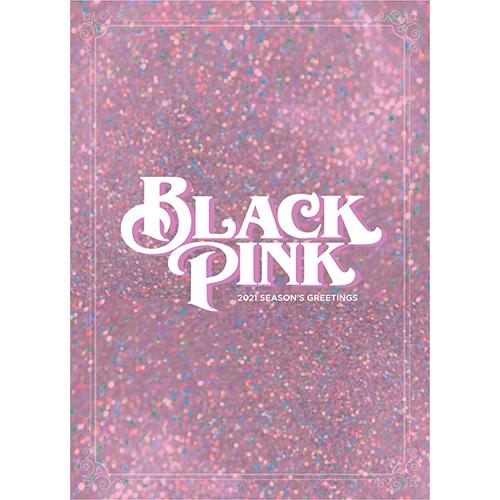 [DVD] 블랙핑크 (BLACKPINK) - 2021 시즌그리팅 (2021 SEASON'S GREETINGS)