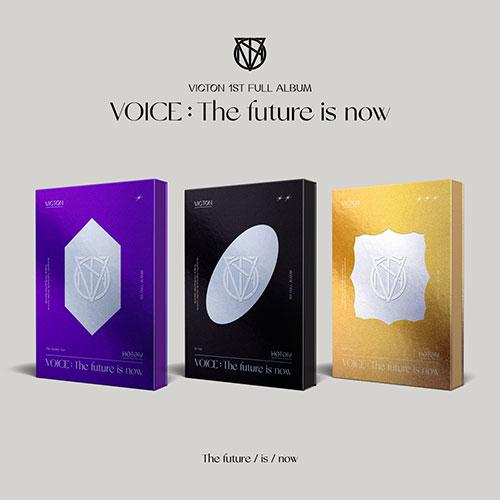 [SET] 빅톤 (VICTON) - 정규1집 : VOICE [The future is now]