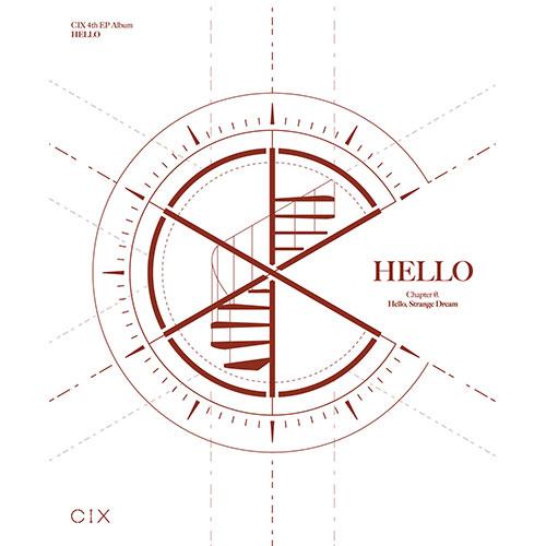 [SET] CIX (씨아이엑스) - 4th EP Album : HELLO Chapter Ø. Hello, Strange Dream