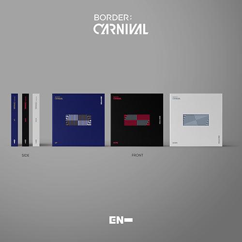 [SET] ENHYPEN (엔하이픈) - BORDER : CARNIVAL