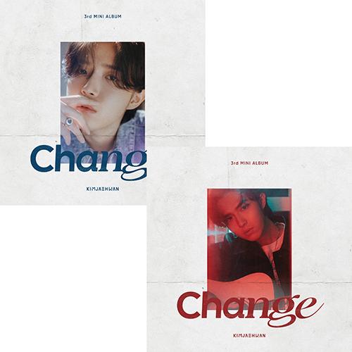[SET] 김재환 (KIM JAE HWAN) - 미니3집 : Change