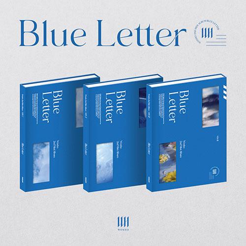 [SET] 원호 (WONHO) - 미니2집 : Blue letter