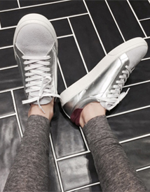 Mixmax sneakers (silver) ♩