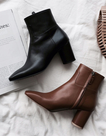 Core ankle boots ♩