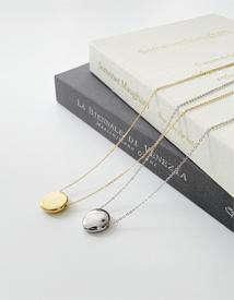 Simple soap necklace