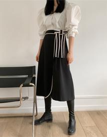 Linda ribbon skirt