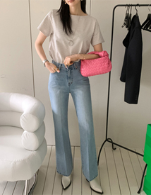 Sally denim pants