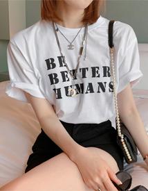ヒューマンTシャツ