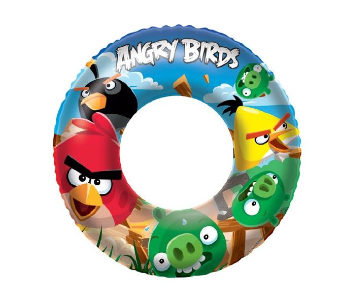 Angry Birds Swim Ring (22 inches)