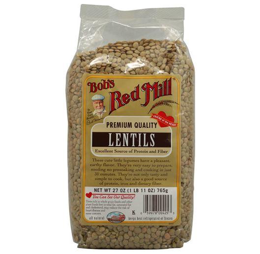 Bob's Red Mill Premium Quality Lentils (27oz.)