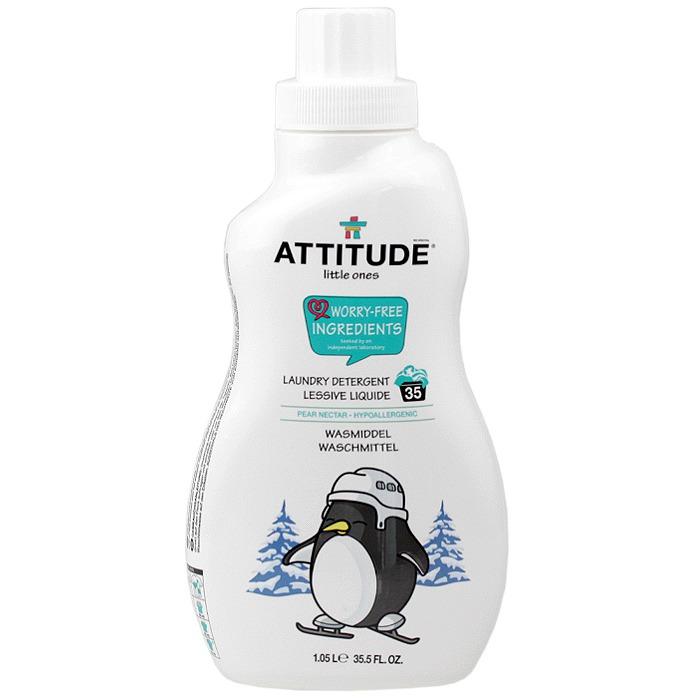 ATTITUDE Little Ones Laundry Detergent (Pear Nectar, 35.5fl. oz)