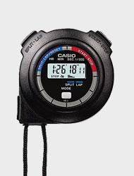 """<b>卡西欧(CASIO)</b> <br> <FONT COLOR=""""BLUE"""">标准秒表秒表<br> <FONT COLOR=""""RED""""><b>HS-3V-1RDT</b></font></font>"""