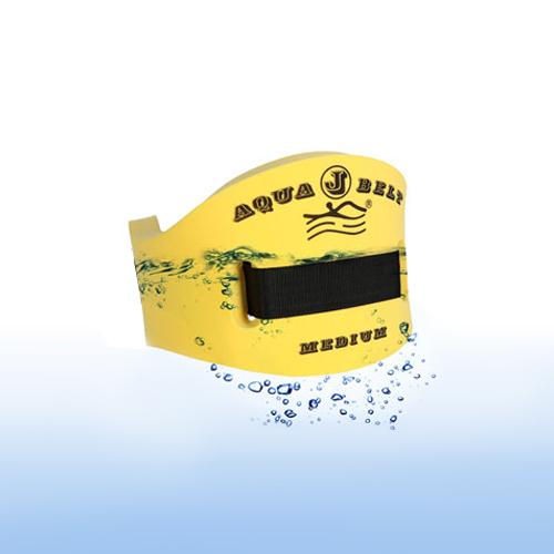 水上慢跑者腰带<BR>中号/黄色