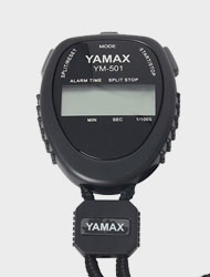"""<b>YAMAX Yamax</b> <br> <FONT COLOR=""""BLUE"""">Time Digital Sport Standard Edition Learning <br> Stopwatch stopwatch <br> <FONT COLOR=""""RED""""><b>YM-501</b></font></font>"""