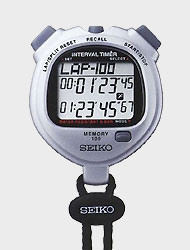 """<b>SEIKO Seiko</b> <br> <FONT COLOR=""""BLUE"""">100Lab Memory Professional Sports <br> Learning Stopwatch Timer <br> <FONT COLOR=""""RED""""><b>S23603 S057-4000</b></font></font>"""