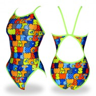 """<b><font color=""""red"""">[February special price]</font></b> <br> WSN-8904 <BR> Cutiety BL / LM <BR> Female athlete flip-turn"""