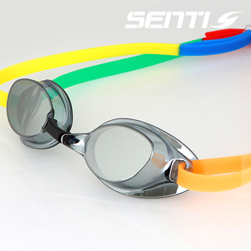 <br> <B>SG-502MR</b> <BR> Centi [BK / BK] <BR> Mirror coating for no-packing athletes