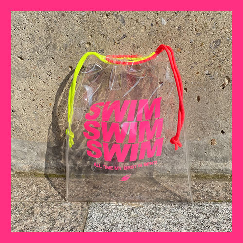 SB-201 Centi Neon Jelly Bag_PINK