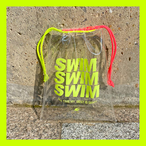 SB-201 Centi Neon Jelly Bag_LIME