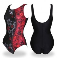 """<b><font color=""""red"""">[February uniform special price]</font></b><br> WSB-5203J<BR> [Wave_Wine]<BR> Senti Women's General Sublimation Product<BR> Female general use"""