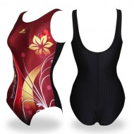 """<b><font color=""""red"""">[February uniform special price]</font></b><br> WSB-5205J<BR> [Light and Flower_Wine]<BR> Senti Women's General Sublimation Product<BR> Female general use"""