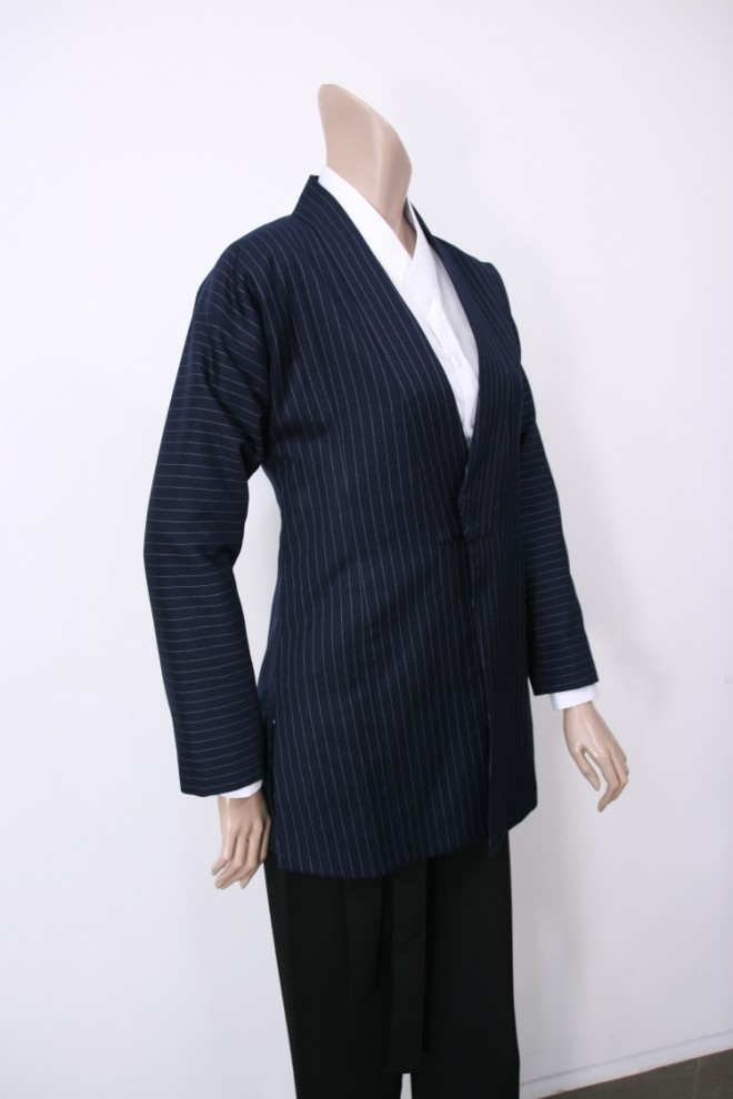 WOMENS Stripe Mat-git Jacket
