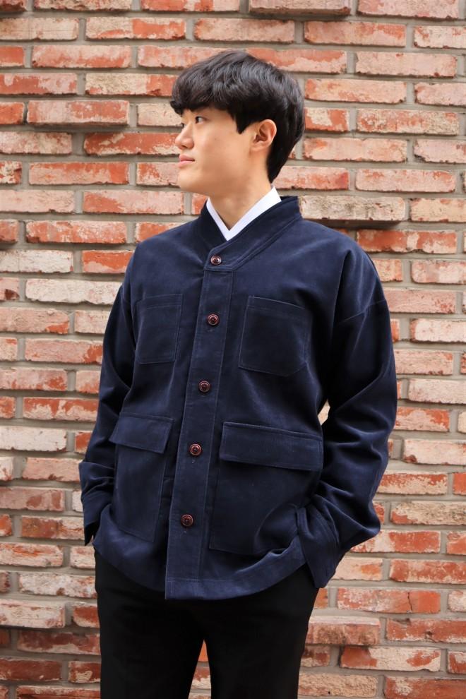 Corduroy Danko-Git Shirt Jacket