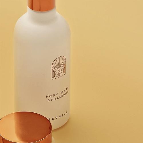 Millennial Body Wash & Shampoo
