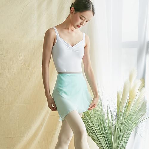Ballerinas.co_Color Matching Skirt B324