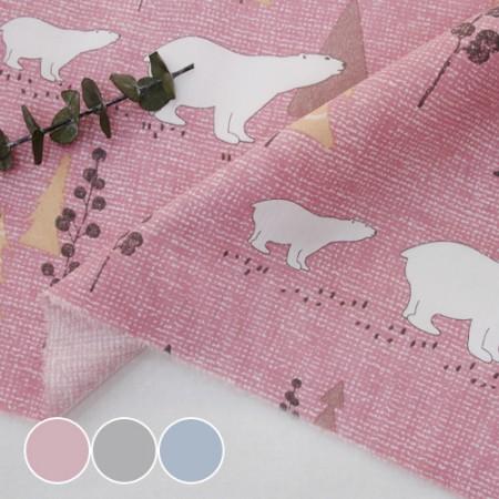 棉混纺森林熊 3 种类型