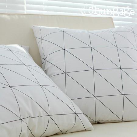 20棉织物平纹布黑线131
