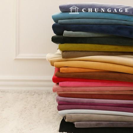 特价特价柔丝冬丝绒面料平纹布料贝拉25种