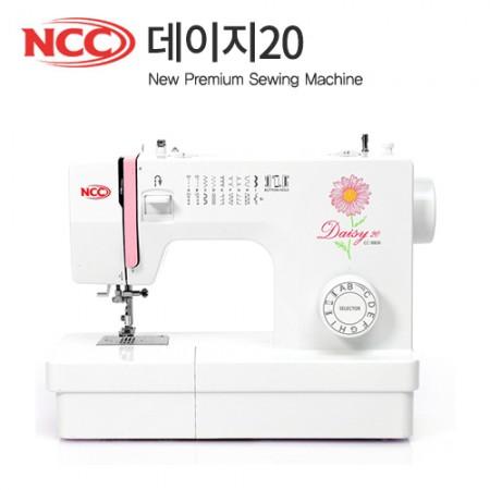 NCC缝纫机)雏菊20 [CC-9806]