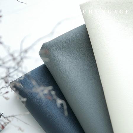 显着温和人造皮3种平纹织物