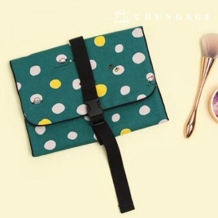 袋型三阶段化妆包[P1453]