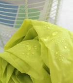 广泛的防风衣超轻量的防风衣3种类型酸橙(青橙绿色)
