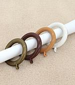 10ea 35mm窗帘环,3种