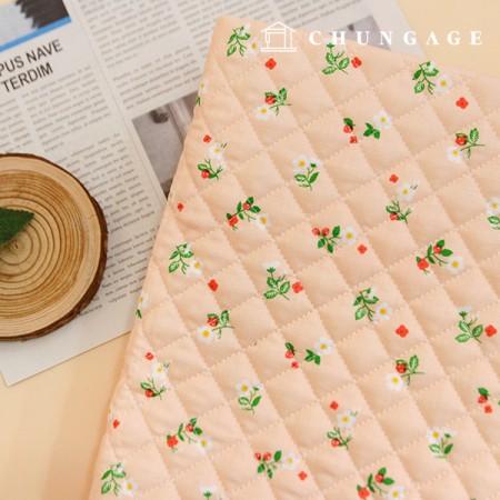 20棉平纹布棉衣面料糖浆果