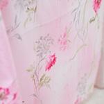 5月30日斜纹)春天的华尔兹(粉色)